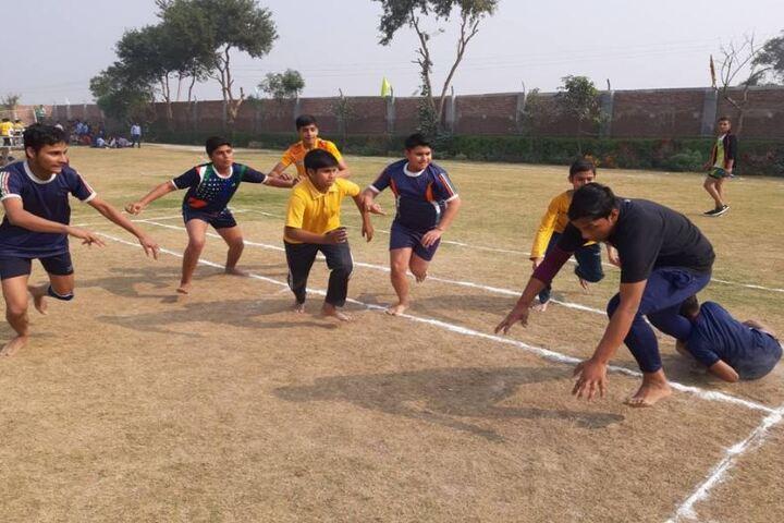 Gurukul Vidyapeeth-Sports