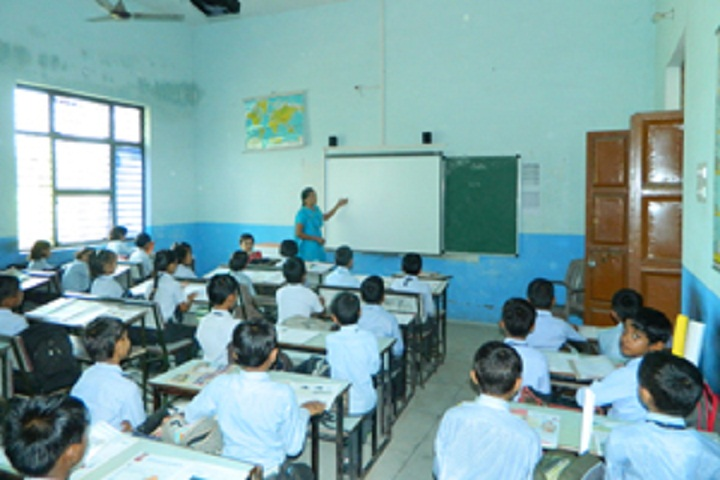 Gurukul Vidyapeeth-Classroom