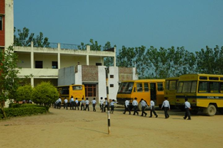 Gurukul Vidyapeeth-Playground