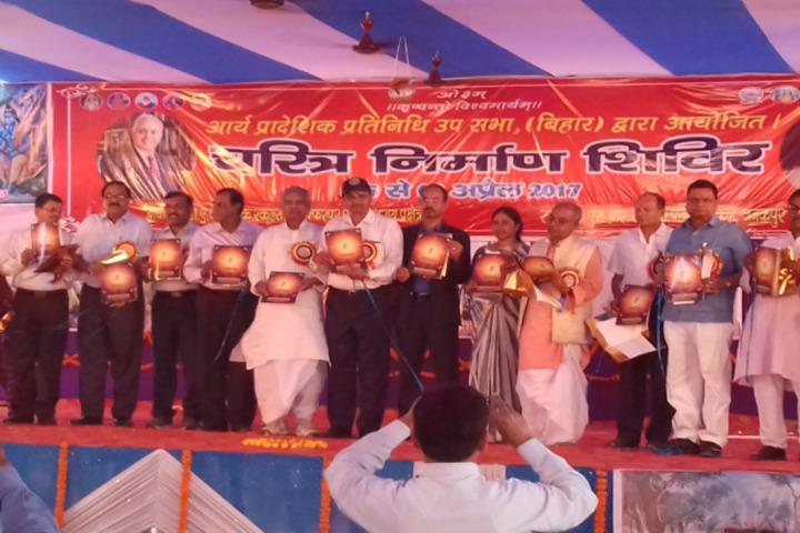 Sita Ram Dav Public School-Awards