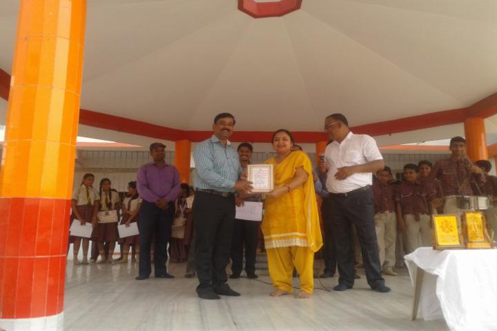 Sita Ram Dav Public School-Awards2
