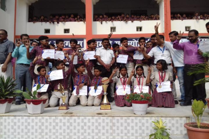 Sita Ram Dav Public School-Certification