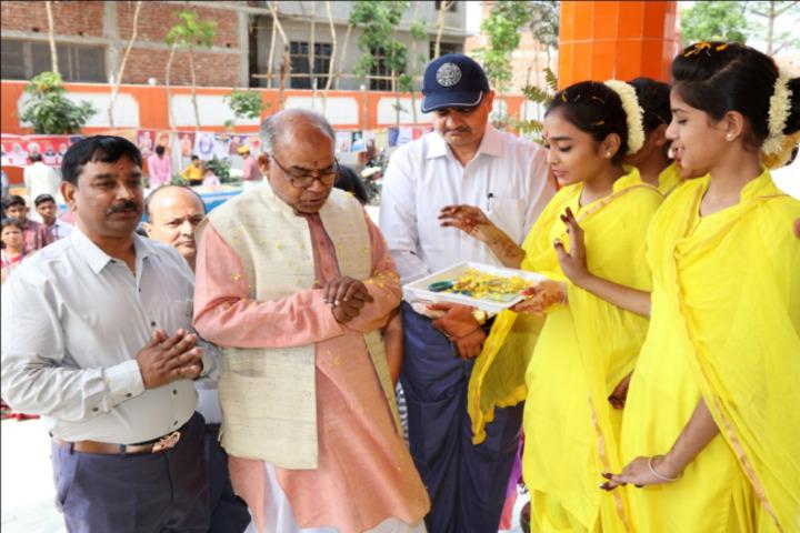 Sita Ram Dav Public School-Guest