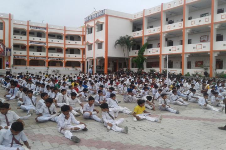 Sita Ram Dav Public School-Physical Education