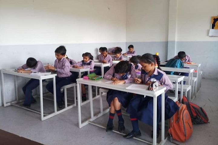 Gurukulam Public School-Classroom