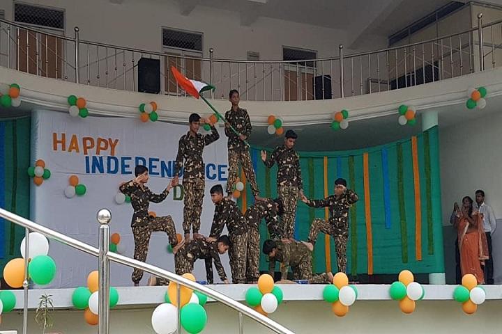 Gurukulam Public School-Events independance day