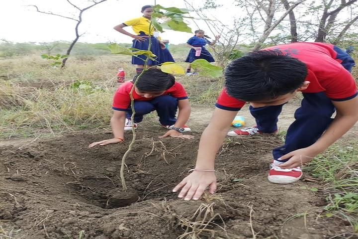 Gurukulam Public School-Others plantation