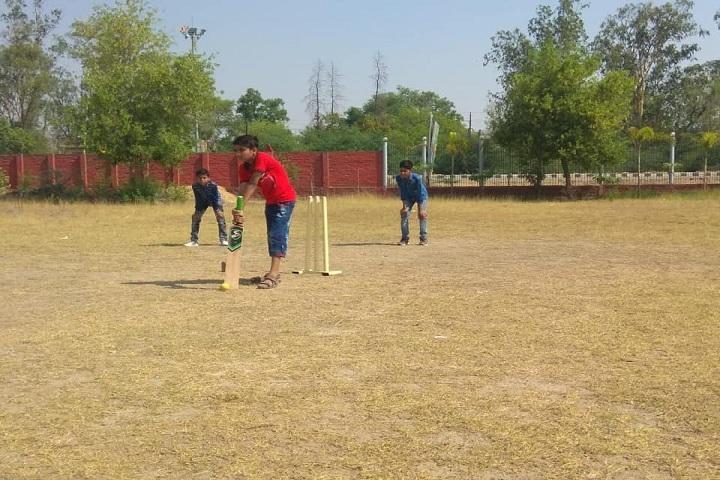Gurukulam Public School-Sports cricket