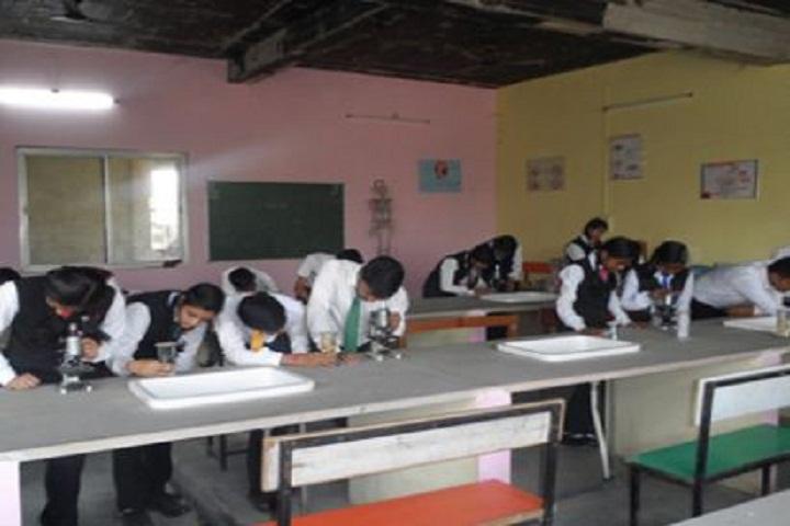 Gyan Deep Academy-Biology Lab