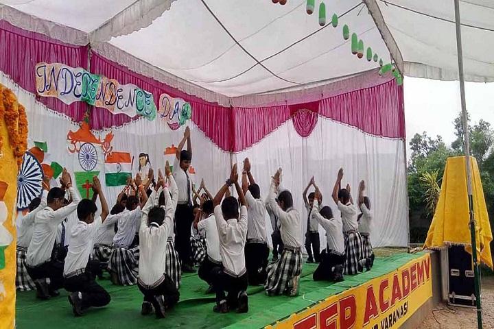 Gyan Deep Academy-Dancing Activity
