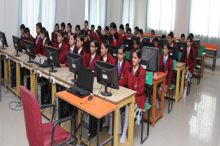 Gyan Deep Academy-Computer Lab