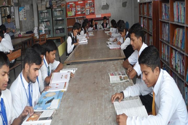 Gyan Deep Academy-Library