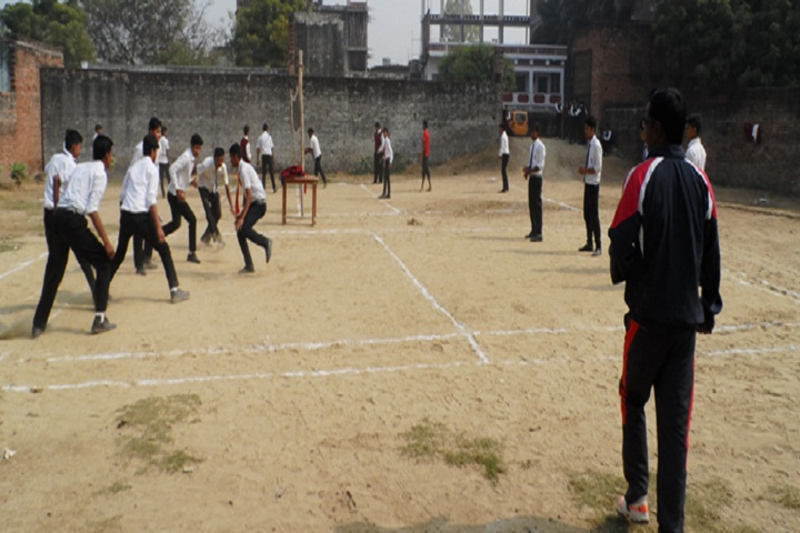 Gyan Deep Academy-Playground