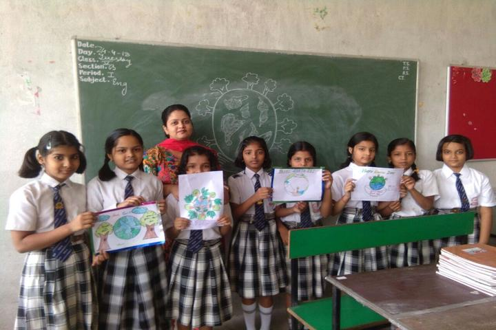 Gyan Deep Academy-Earth Day