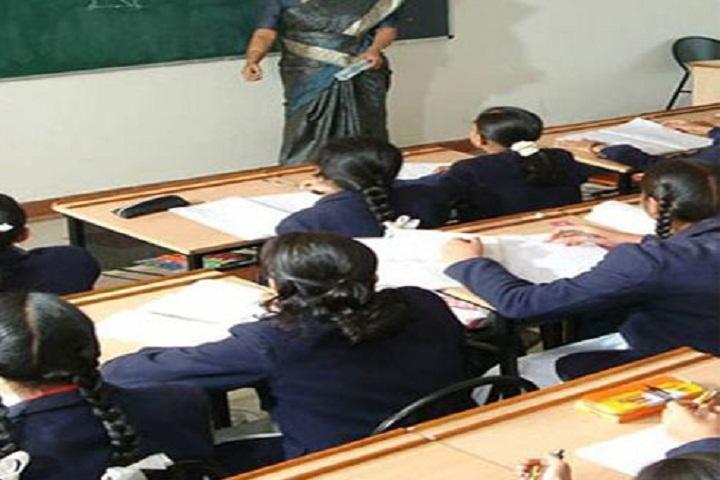 Gyan Deep Senior Secondary Public School-Classroom
