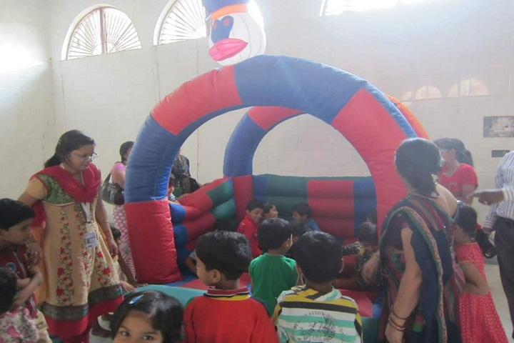 Gyan Deep Senior Secondary Public School-Kindergarten Activity Room