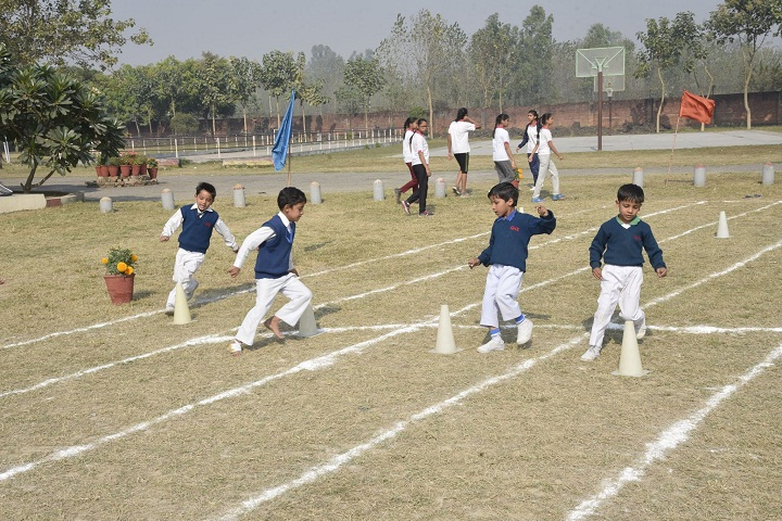 Gyan Kalash International School-Sports