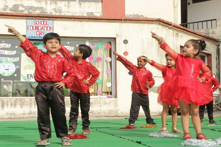 Gyan Kalash International School-Childrens Day