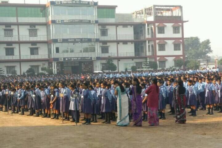 Gyan Kunj Senior Secondary Academy-Morning Assembly