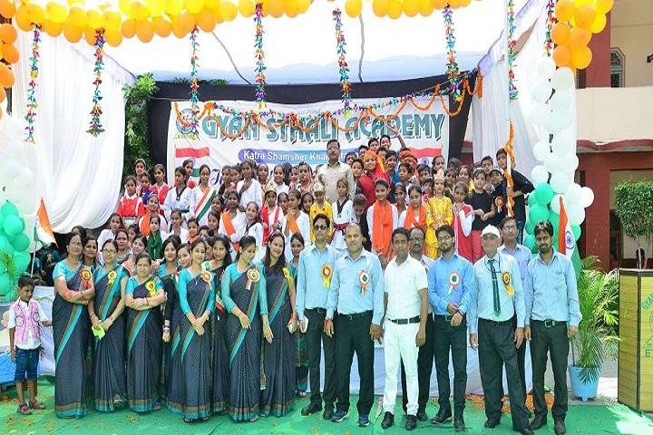 Gyan Sthali Academy-Independence Day Celebrations
