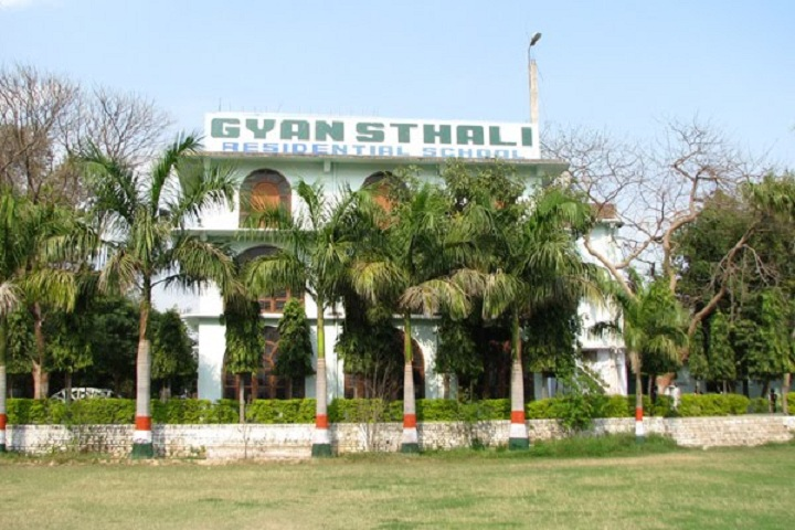 Gyan Sthali Residential School-Campus-View