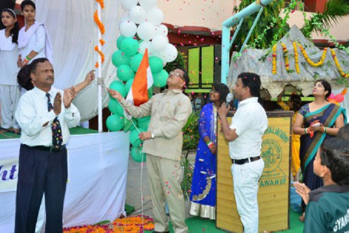 Gyan Sthali Residential School-Events independance day