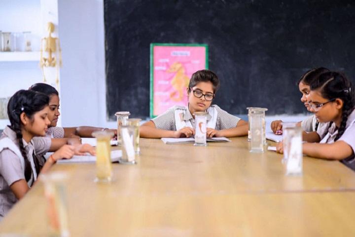 Gyan Sthaly Public School-Biology Lab