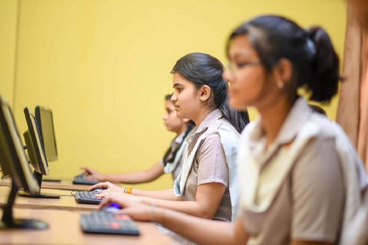 Gyan Sthaly Public School-Computer Lab