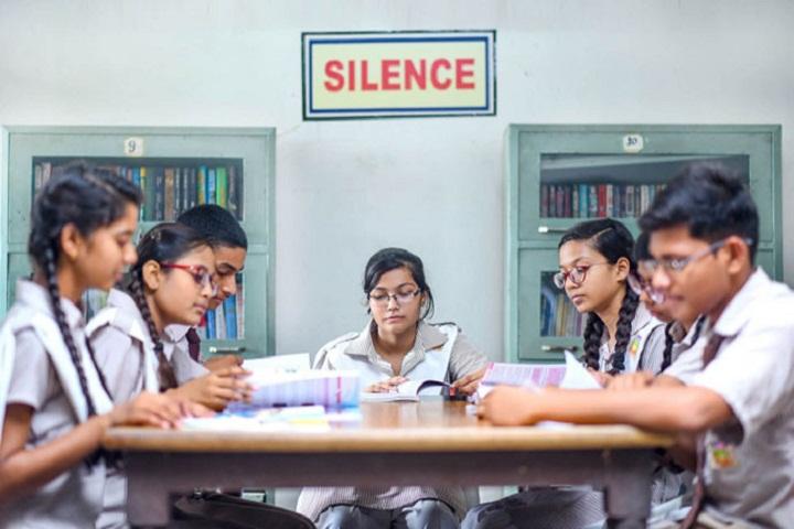 Gyan Sthaly Public School-Library