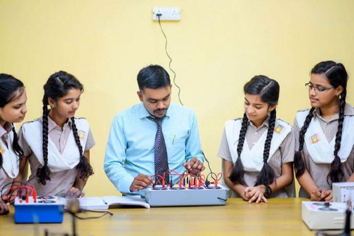 Gyan Sthaly Public School-Physics Lab