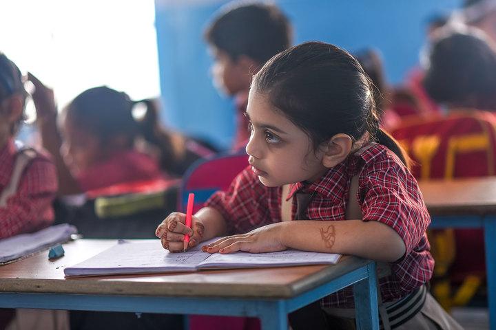 Gyan Sthaly Public School-Classroom