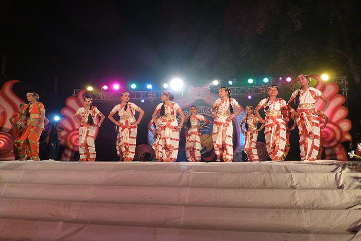 Gyandeep English School-Cultural Fest