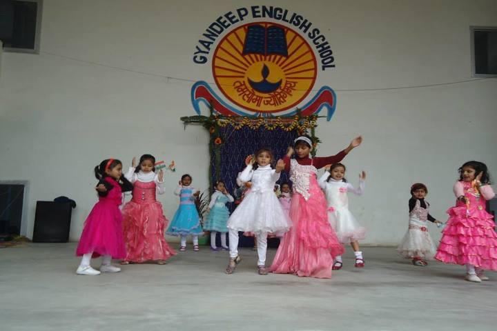 Gyandeep English School-Childrens Day