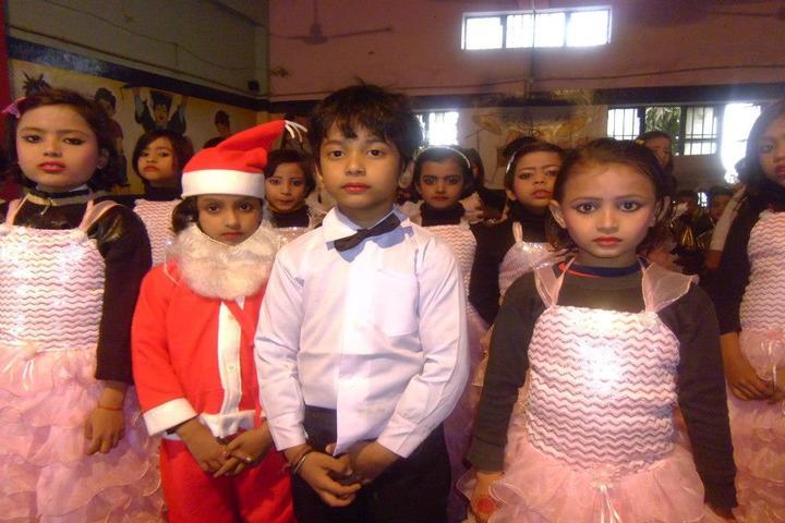 Gyandeep English School-Christmas Celebrations