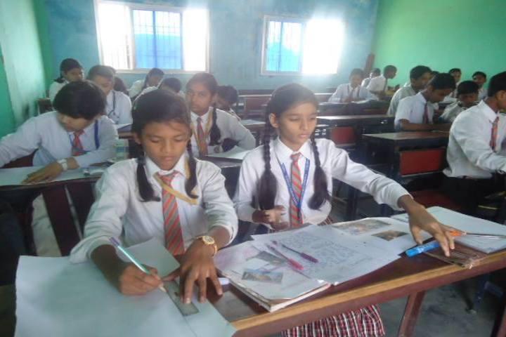 Gyandeep English School-Classroom