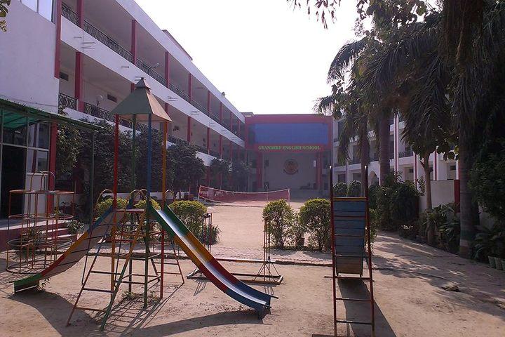 Gyandeep English School-Playing Area