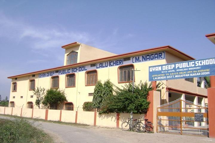 Gyandeep Public School-Campus-View