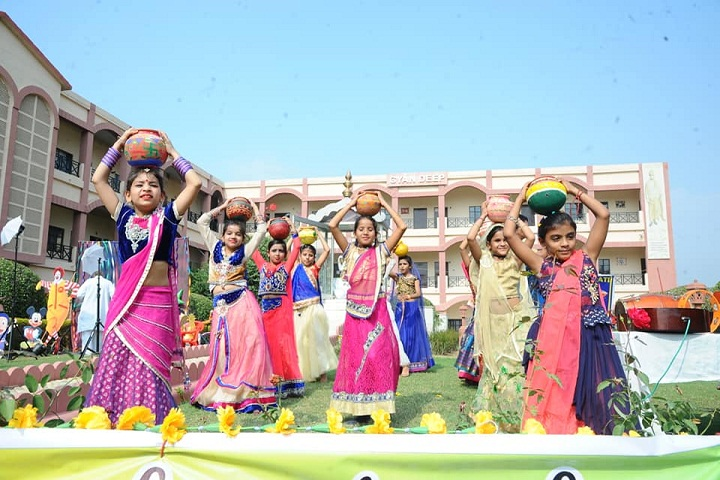 Gyandeep Shiksha Bharati Senior Secondary School-Festival Celebrations