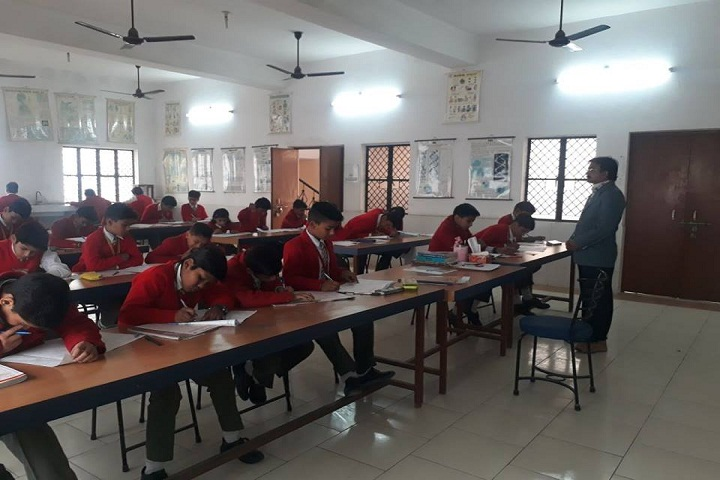 Gyandeep Shiksha Bharati Senior Secondary School-Classroom