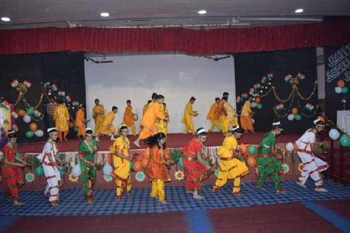 Gyandeep Shiksha Bharati Senior Secondary School-Dancing Activity
