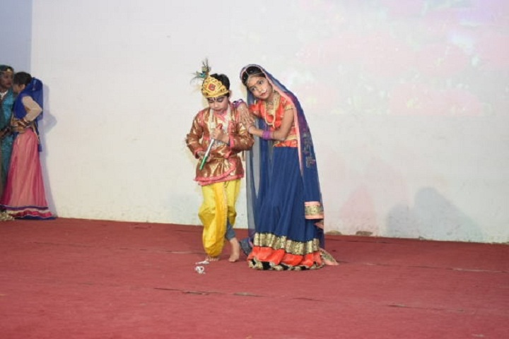 Gyandeep Shiksha Bharati Senior Secondary School-Krishnashtami Celebration