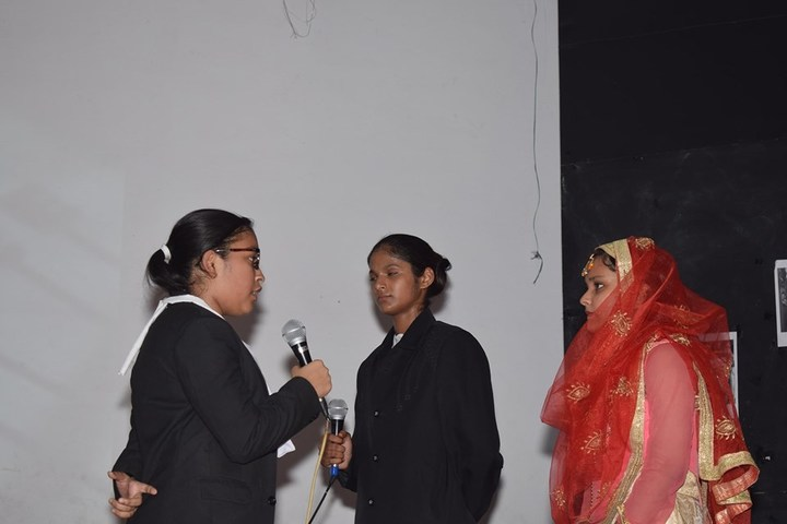 Gyandeep Shiksha Bharati Senior Secondary School-Drama