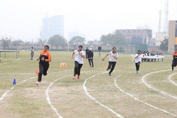 Gyanshree School-Play Ground