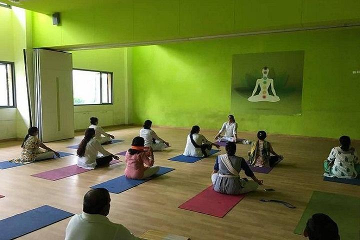 Gyanshree School-Yoga Activity