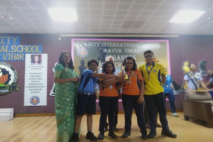 Gyanshree School-Achievement