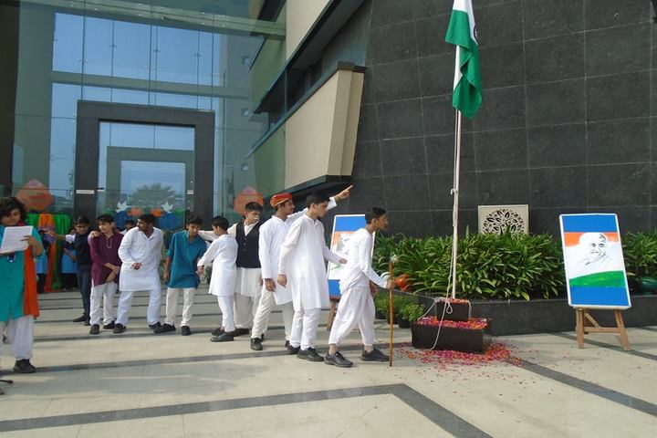 Gyanshree School-Independence Day