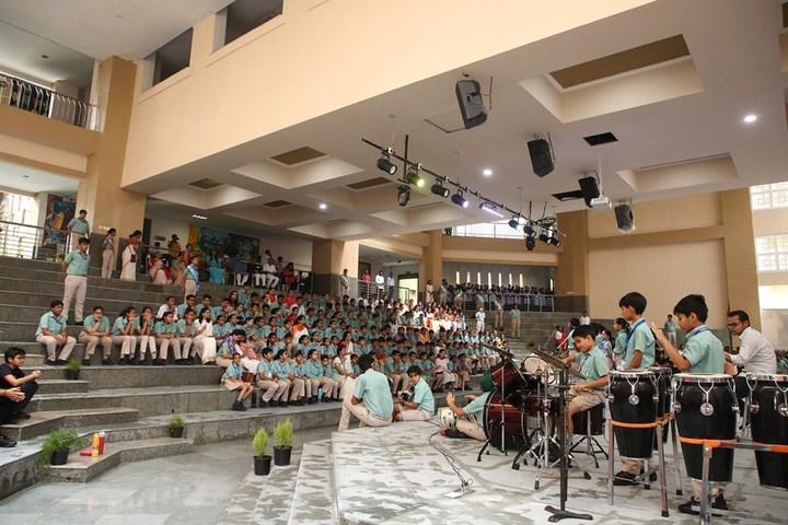 Gyanshree School-Music Activity