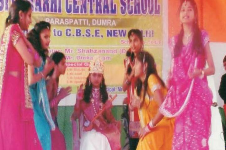 Sitamarhi Central School-Event