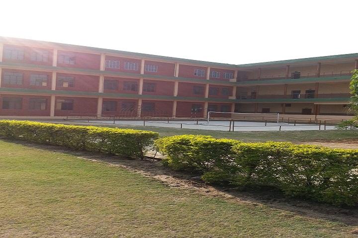 Gyansthali Public School-School Building