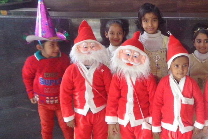 Gyansthali Public School-Christmas Day